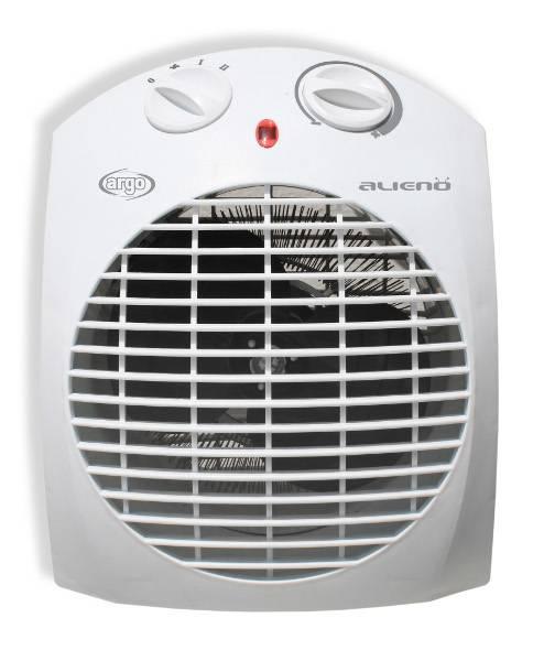 Teplovzdušný ventilátor ALIENO