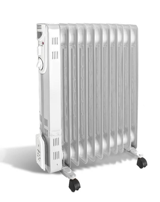 Olejový radiátor SILENCE 11